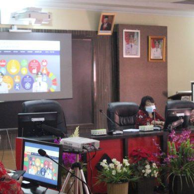Bappeda Kabupaten Sanggau menyelenggarakan Sosialisasi Aplikasi SITUPEN