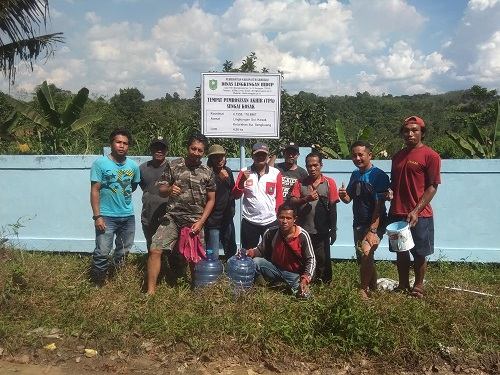 Hilangkan kesan kumuh, DLH Sanggau lakukan pemeliharaan Tempat Pemrosesan Akhir (TPA) Sei Kosak – Dinas Lingkungan Hidup