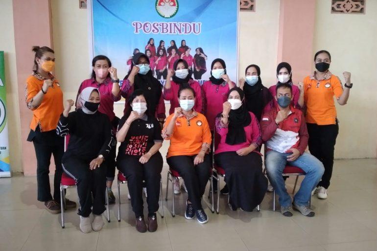 Kegiatan Pos Pembinaan Terpadu Penyakit Tidak Menular - DISPORAPAR Sanggau