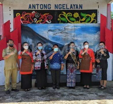 Monitoring dan Evaluasi Pokja Bunda PAUD Kabupaten Sanggau