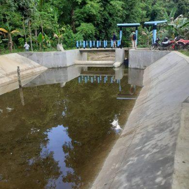 Rehabilitasi Jaringan Irigasi oleh Dinas BMSDA Kab. Sanggau – DISBIMASDA