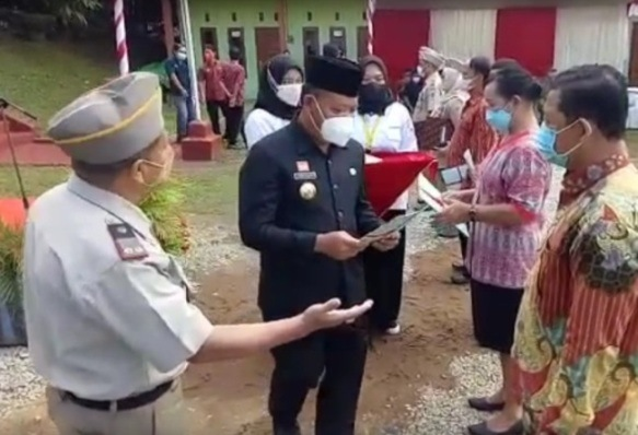371 Sertifikat Tanah untuk Warga Sanggau