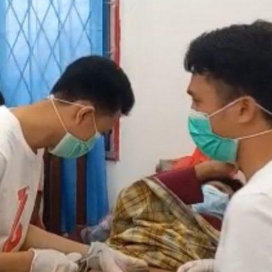 PMI Sanggau Sunat Gratis 100 Anak
