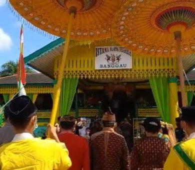 Ritual Paradje, Kearifan Tradisi Melayu Sanggau Bersihkan Negeri