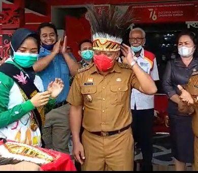 Atlet Peraih Emas PON Asal Sanggau Pulang Kampung, Terima Bonus dari Bupati