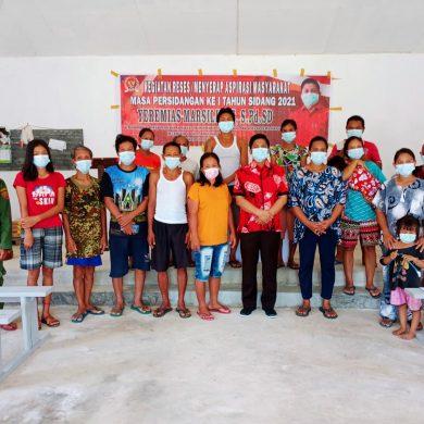 DPRD Kabupaten Sanggau Melaksanakan Reses Untuk Serap Aspirasi Rakyat