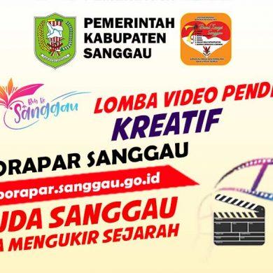 Lomba Video Pendek Kreatif - DISPORAPAR Sanggau