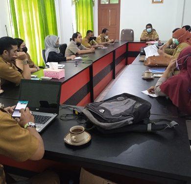 Pembinaan Pengelolaan Arsip oleh Dinas Arpusda Kab. Sanggau – Dinas Lingkungan Hidup
