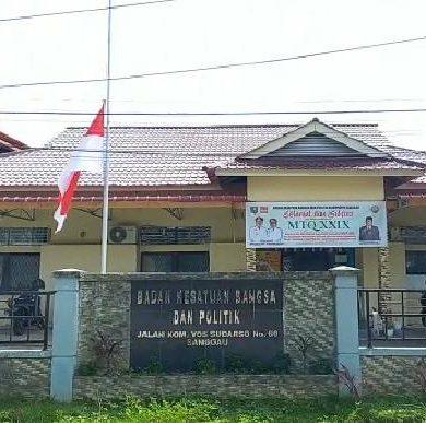 103 Ormas di Kabupaten Sanggau Tercatat di Kesbangpol