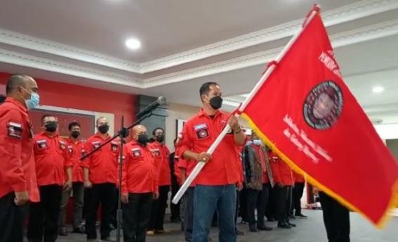 Pemuda Batak Sanggau Siap Kontribusi Kerja Sosial